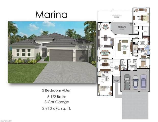 11604 Periwinkle Dr, Naples, FL 34120 (MLS #220063244) :: Domain Realty