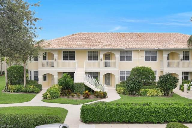 2310 Carrington Ct 9-202, Naples, FL 34109 (MLS #220063442) :: Clausen Properties, Inc.