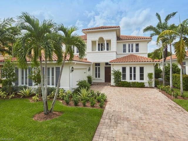 2113 Modena Ct, Naples, FL 34105 (MLS #220063550) :: The Naples Beach And Homes Team/MVP Realty
