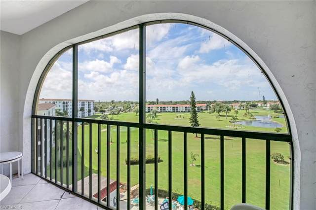 21 High Point Cir E #602, Naples, FL 34103 (MLS #220063744) :: Florida Homestar Team