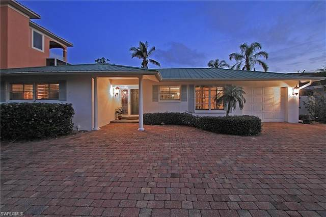 418 Germain Ave, Naples, FL 34108 (#220063762) :: Jason Schiering, PA