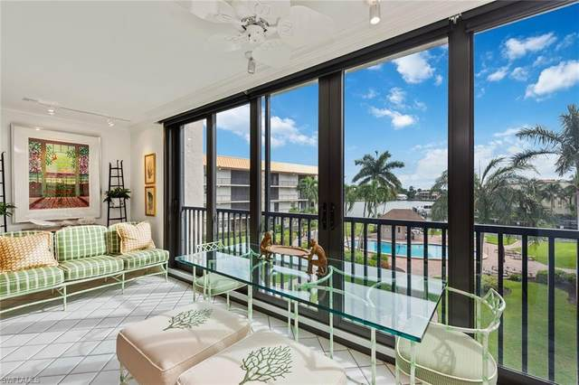 2900 Gulf Shore Blvd N #310, Naples, FL 34103 (MLS #220063794) :: NextHome Advisors