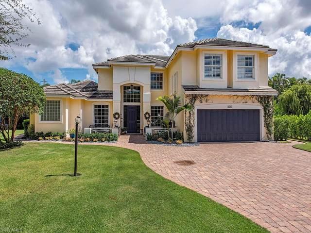 8040 Cadiz Ct, Naples, FL 34109 (#220063906) :: The Dellatorè Real Estate Group