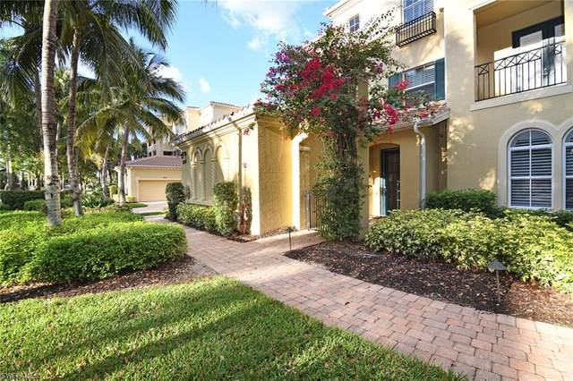 2854 Tiburon Blvd E #102, Naples, FL 34109 (MLS #220063945) :: The Naples Beach And Homes Team/MVP Realty