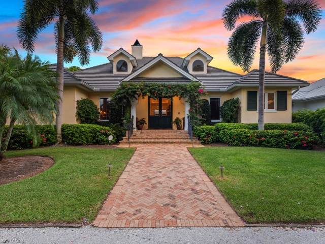 466 4th Ave N, Naples, FL 34102 (#220064086) :: Vincent Napoleon Luxury Real Estate