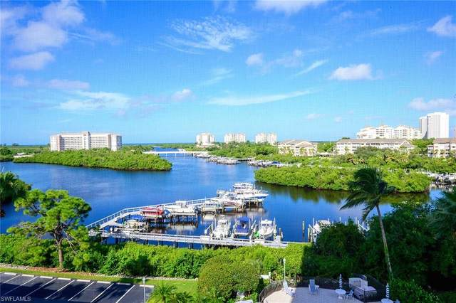 430 Cove Tower Dr #601, Naples, FL 34110 (MLS #220064219) :: Clausen Properties, Inc.