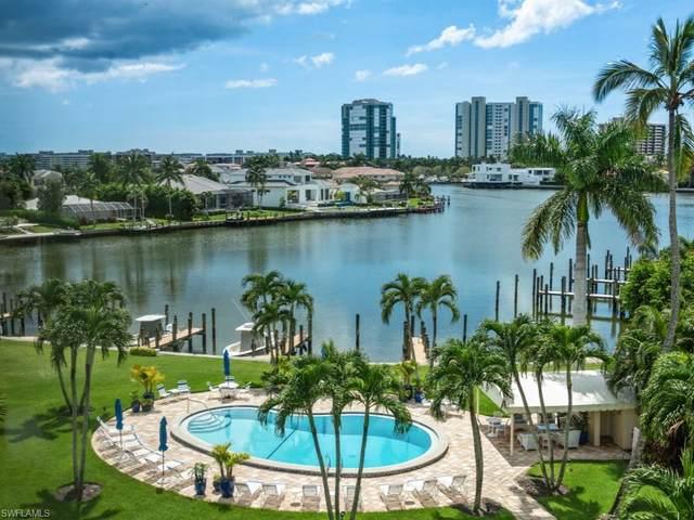 400 Park Shore Dr #502, Naples, FL 34103 (MLS #220064229) :: NextHome Advisors