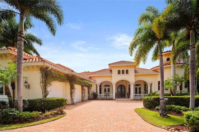 10781 Isola Bella Ct, Miromar Lakes, FL 33913 (MLS #220064329) :: Eric Grainger | Engel & Volkers