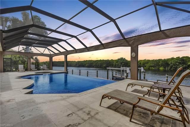 3820 Surfside Blvd, Cape Coral, FL 33914 (#220064346) :: The Dellatorè Real Estate Group