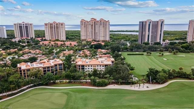 6820 Pelican Bay Blvd #112, Naples, FL 34108 (#220064452) :: Vincent Napoleon Luxury Real Estate