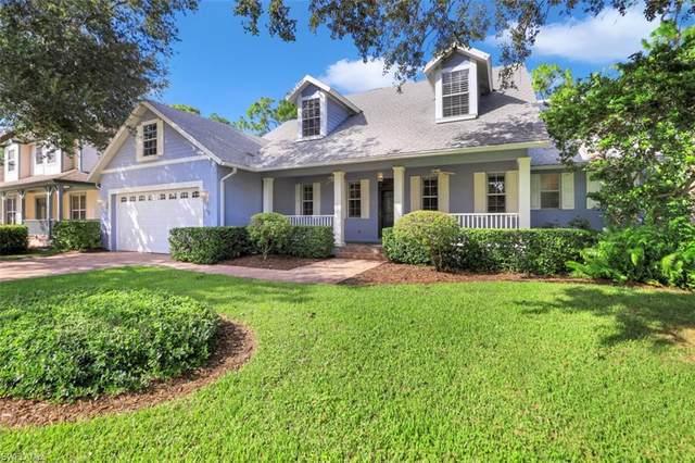 531 Carpenter Ct, Naples, FL 34110 (#220064524) :: Vincent Napoleon Luxury Real Estate