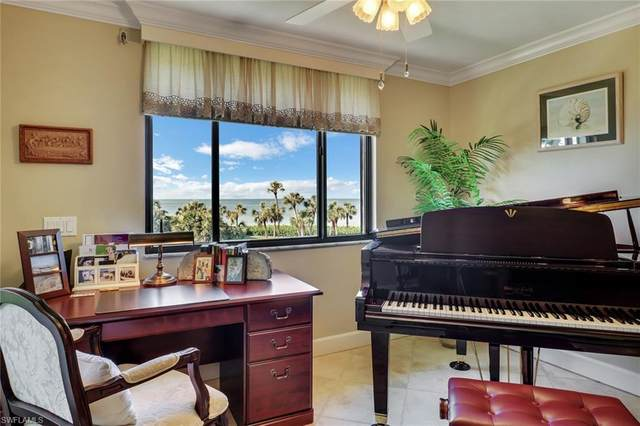 10851 Gulf Shore Dr #202, Naples, FL 34108 (MLS #220064572) :: NextHome Advisors