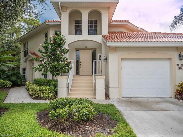 1061 Egrets Walk Cir #201, Naples, FL 34108 (MLS #220064798) :: Eric Grainger | Engel & Volkers
