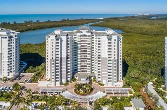 285 Grande Way #401, Naples, FL 34110 (MLS #220064803) :: Clausen Properties, Inc.