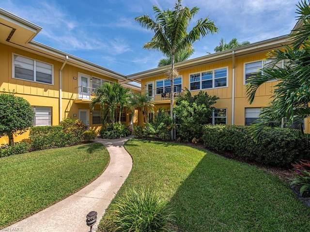 221 8th Ave S 221B, Naples, FL 34102 (MLS #220064984) :: Eric Grainger | Engel & Volkers