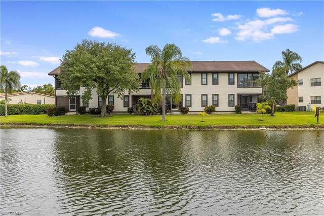 5371 Treetops Dr M-103, Naples, FL 34113 (MLS #220065064) :: RE/MAX Realty Group