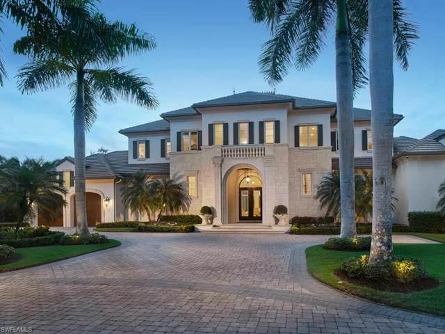 1287 Osprey Trl, Naples, FL 34105 (#220065119) :: Jason Schiering, PA