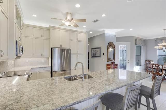 13452 Monticello Blvd, Naples, FL 34109 (MLS #220065138) :: Kris Asquith's Diamond Coastal Group