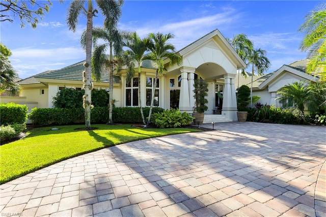 3531 Creekview Dr, Bonita Springs, FL 34134 (#220065257) :: The Dellatorè Real Estate Group