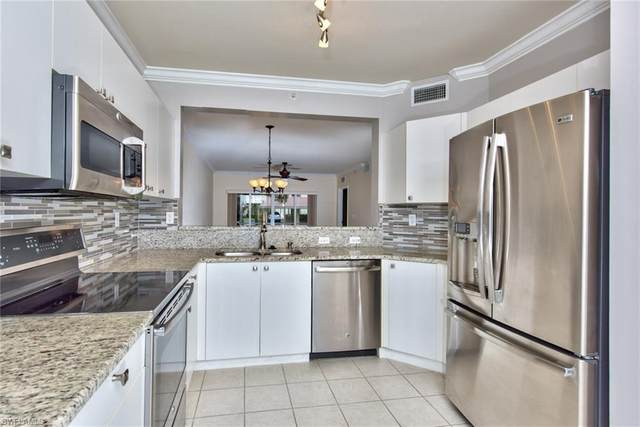 7821 Great Heron Way #102, Naples, FL 34104 (MLS #220065295) :: The Naples Beach And Homes Team/MVP Realty