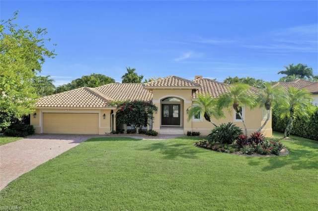 506 Pine Grove Ln, Naples, FL 34103 (MLS #220065306) :: Eric Grainger   Engel & Volkers