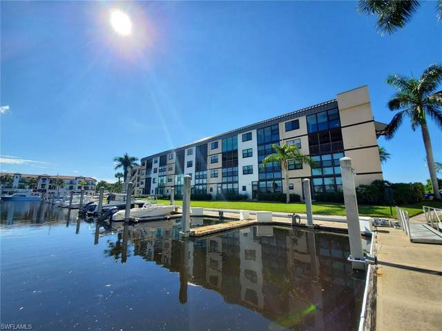 803 River Point Dr 203B, Naples, FL 34102 (MLS #220065348) :: Florida Homestar Team