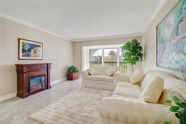 17 High Point Cir N #304, Naples, FL 34103 (MLS #220065417) :: BonitaFLProperties