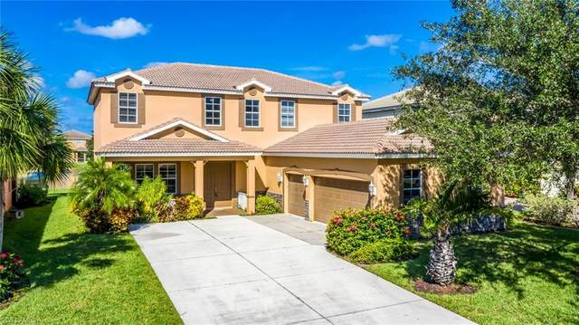 2654 Amber Lake Dr, Cape Coral, FL 33909 (#220065540) :: Equity Realty