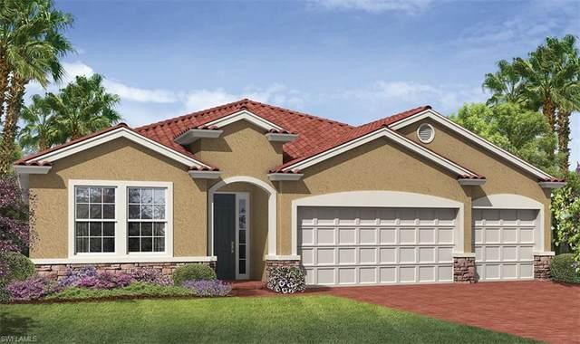 3154 Birchin Ln, Fort Myers, FL 33916 (#220065574) :: The Dellatorè Real Estate Group