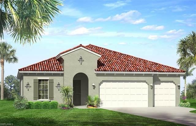 3158 Birchin Ln, Fort Myers, FL 33916 (#220065599) :: The Dellatorè Real Estate Group