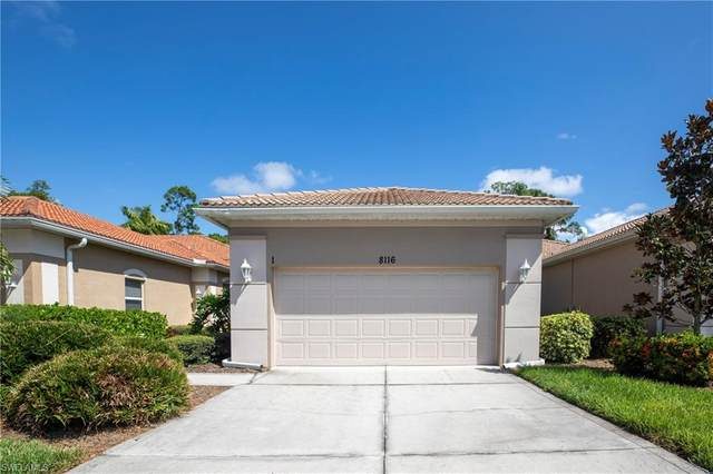 8116 Sanctuary Dr 53-1, Naples, FL 34104 (#220065648) :: The Dellatorè Real Estate Group