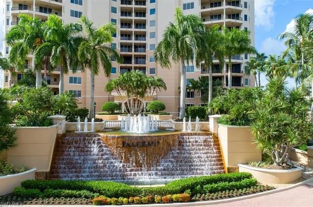 4875 Pelican Colony Blvd #801, Bonita Springs, FL 34134 (#220065667) :: Vincent Napoleon Luxury Real Estate