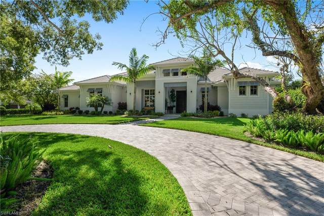 680 Yucca Rd, Naples, FL 34102 (#220065748) :: The Dellatorè Real Estate Group
