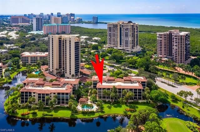 6080 Pelican Bay Blvd A-205, Naples, FL 34108 (MLS #220065756) :: NextHome Advisors