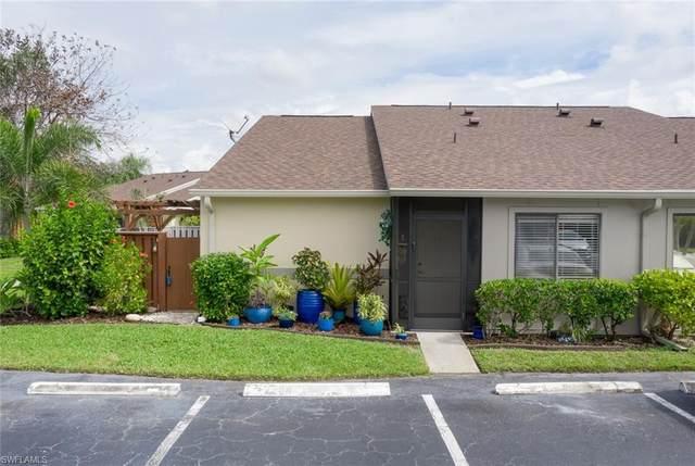 5266 Cedarbend Dr #1, Fort Myers, FL 33919 (MLS #220065891) :: Eric Grainger | Engel & Volkers