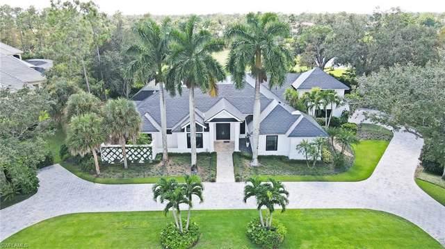 6524 Highcroft Dr, Naples, FL 34119 (#220066055) :: The Dellatorè Real Estate Group