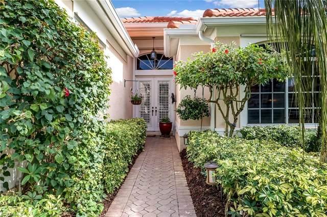 384 Mallory Ct, Naples, FL 34110 (MLS #220066081) :: Kris Asquith's Diamond Coastal Group