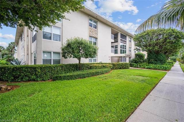 1021 3rd St S #304, Naples, FL 34102 (MLS #220066217) :: Team Swanbeck
