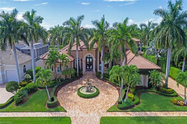 540 Hammock Ct, Marco Island, FL 34145 (MLS #220066239) :: Eric Grainger | Engel & Volkers
