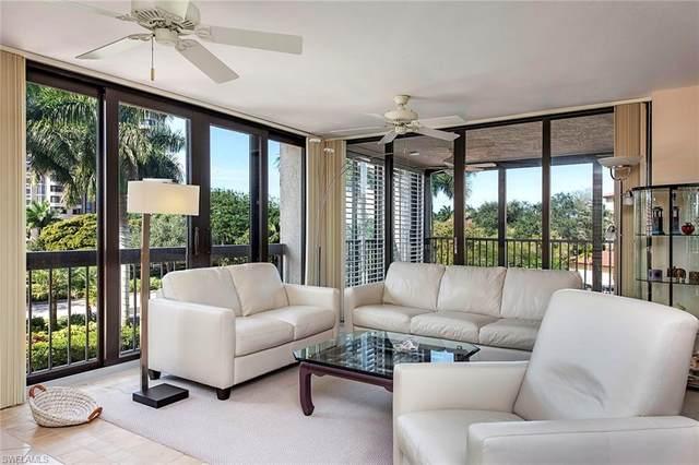 6000 Pelican Bay Blvd C-103, Naples, FL 34108 (#220066332) :: Vincent Napoleon Luxury Real Estate