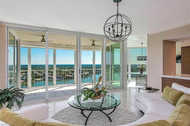 3971 Gulf Shore Blvd N #1805, Naples, FL 34103 (MLS #220066409) :: Clausen Properties, Inc.