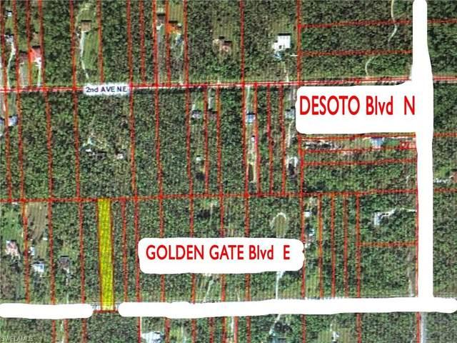 4265 Golden Gate Blvd E, Naples, FL 34120 (#220066482) :: The Dellatorè Real Estate Group