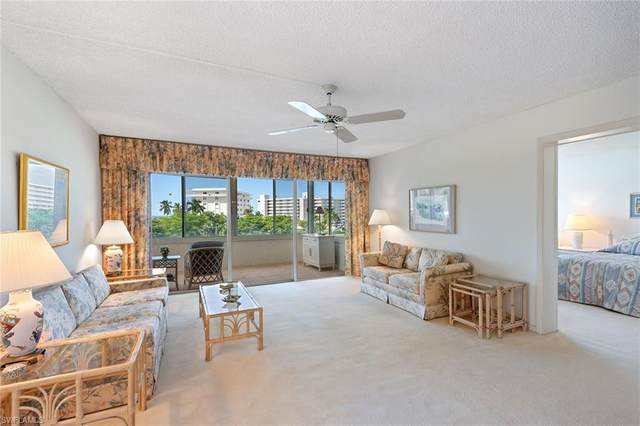 3410 Gulf Shore Blvd N #404, Naples, FL 34103 (MLS #220066489) :: NextHome Advisors