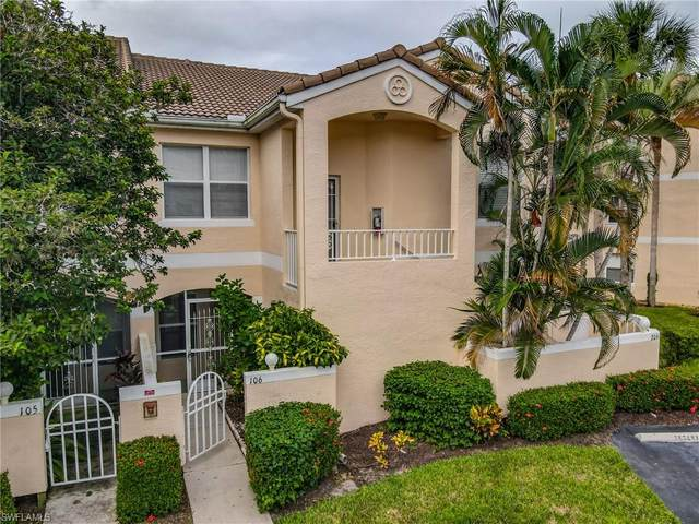 1090 Woodshire Ln F106, Naples, FL 34105 (MLS #220066588) :: RE/MAX Realty Group