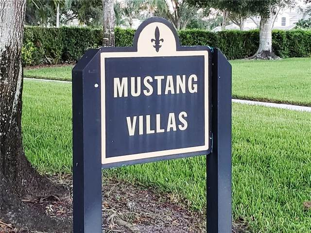 8525 Mustang Dr #47, Naples, FL 34113 (#220066594) :: Vincent Napoleon Luxury Real Estate