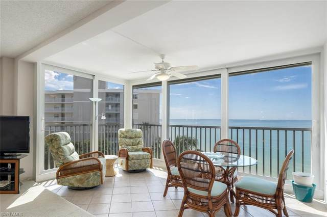 3483 Gulf Shore Blvd N #502, Naples, FL 34103 (MLS #220066649) :: NextHome Advisors