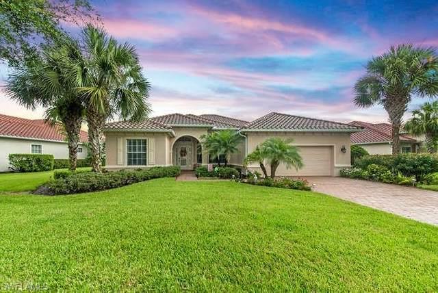 11953 Heather Woods Ct, Naples, FL 34120 (#220066681) :: The Dellatorè Real Estate Group