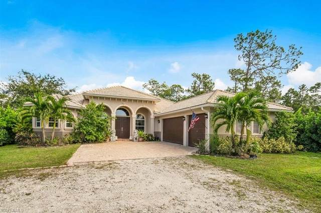 3120 68th St SW, Naples, FL 34105 (MLS #220066724) :: RE/MAX Realty Group