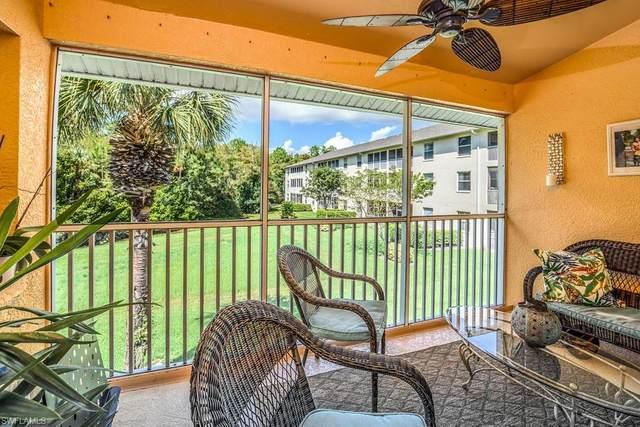 3225 Cypress Glen Way #115, Naples, FL 34109 (MLS #220066726) :: Kris Asquith's Diamond Coastal Group