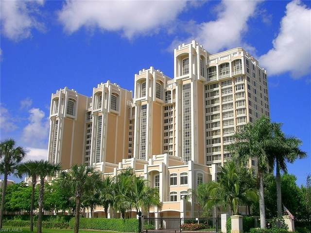 7117 Pelican Bay Blvd #607, Naples, FL 34108 (#220066805) :: Vincent Napoleon Luxury Real Estate